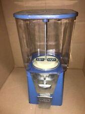 New Globe Oak 450 Gumball Candy Toy Nut Bulk Vending Machine Machine With Lock