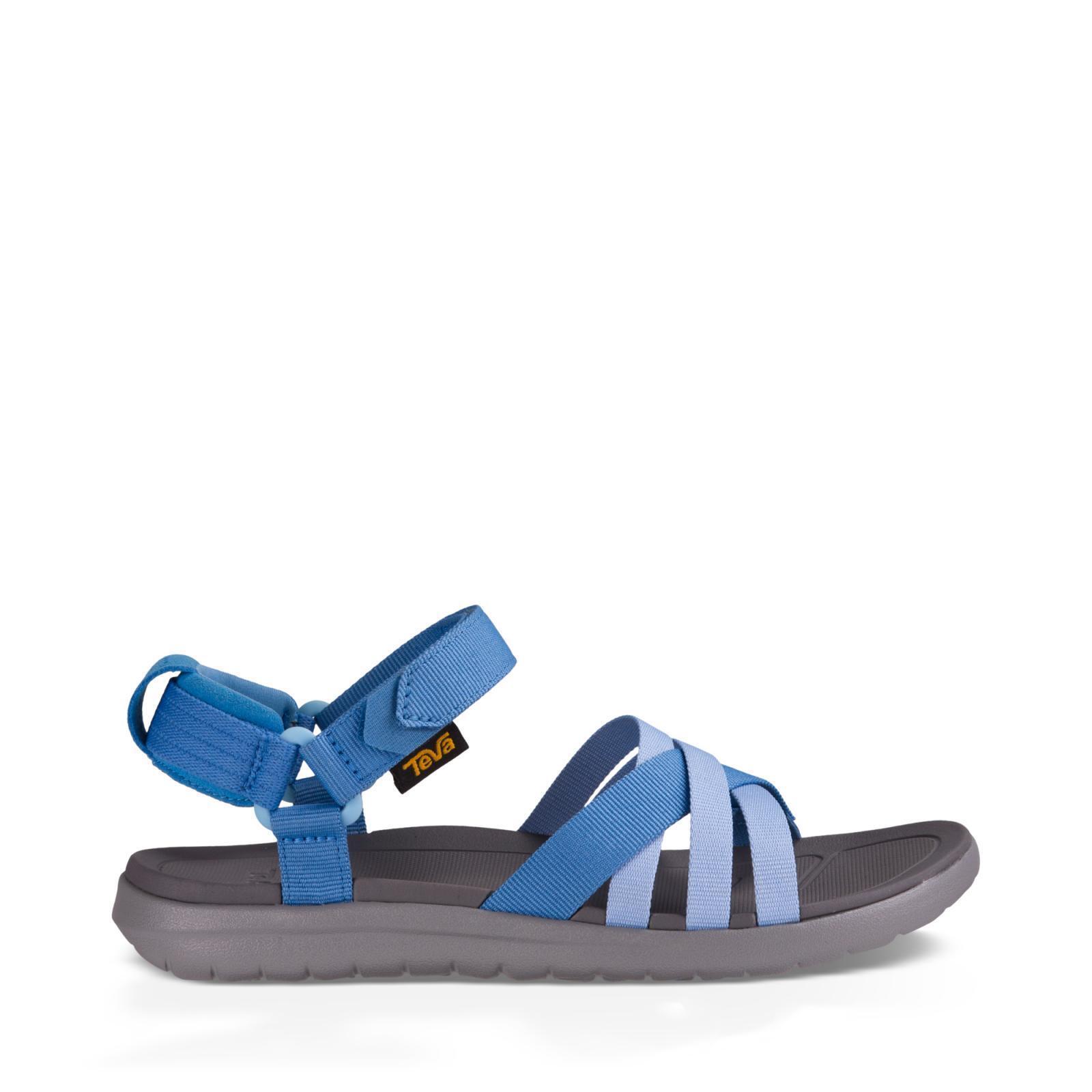 Da Donna Teva  Sanborn Sandalo  Sandali. Blu