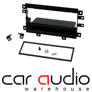 Suzuki Sidekick 1992-1998 Car Stereo Double Din Fascia Plate Panel