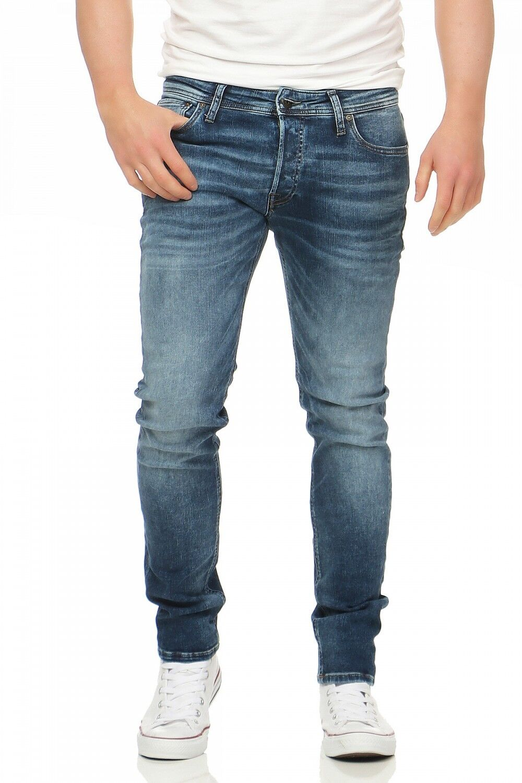Jack & Jones-Glenn ORIGINALE jos107-Slim Fit-Jeans Fit-Jeans Fit-Jeans Uomo Pantaloni-Nuovo a5b11d