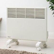 Rinnai 1500W Electric Manual Panel Heater + Castors & Mounts + 7 Year Warranty