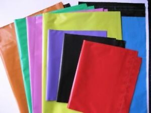Coloured-Strong-Plastic-Mailing-Post-Poly-Postage-Bags-Sacks-Self-Seal-ALL-SIZES
