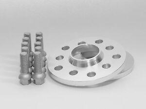 Spurverbreiterung-Macan-15-30mm-Porsche-Distanzscheiben-Spurplatten-m-Schrauben