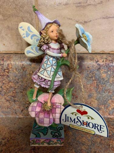 ENESCO JIM SHORE HEARTWOOD CREEK FLOWER FAIRY 4014977