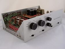 BLACK, SILVER & LIGHT GOLD ANODIZE FACEPLATES FOR DYNACO PAS TUBE PREAMPLIFIER