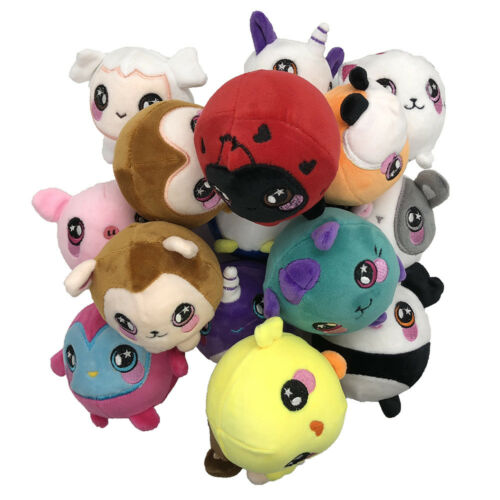 UK Squeeze Animal Squishies Squeezamals Plush Squishy Slow Rising Soft Toy Gifts