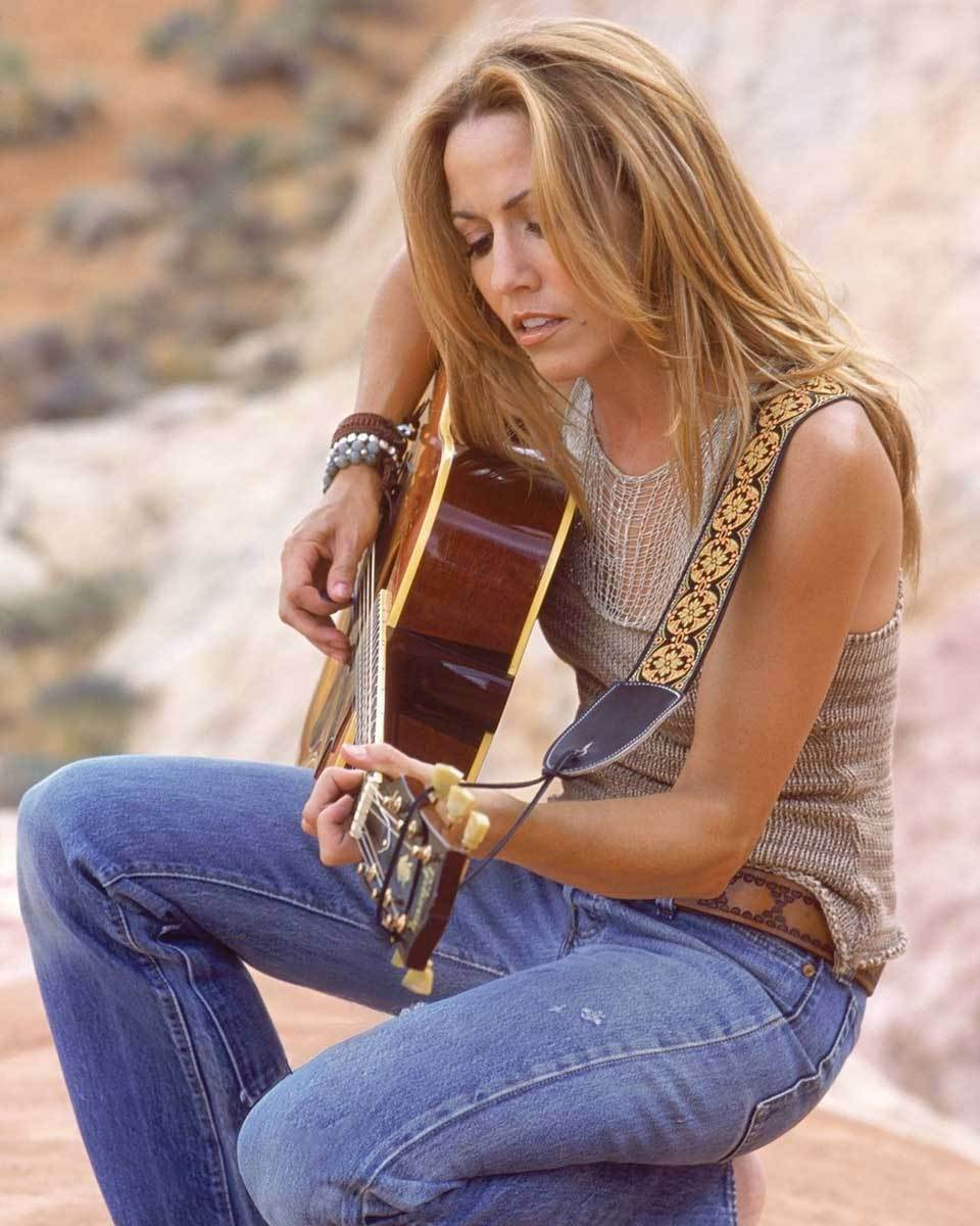 Sheryl Crow 8x10 Photo 002 2