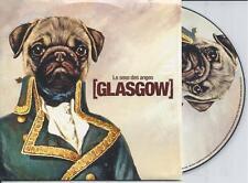 LE SEXE DES ANGES - Glasgow (REMIXES) CD SINGLE 4TR France 2012 RARE!!