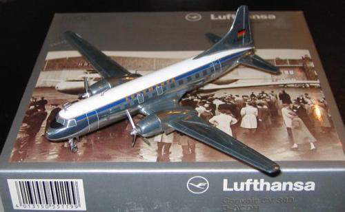 Lufthansa CV-340, 1 200 Herpa  Item  551199