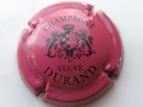 Capsule de Champagne Veuve DURAND NOUV