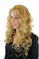 Glamorous Curly, Very Long Women's Wig Mixed Blond 90007-234h Mermaid