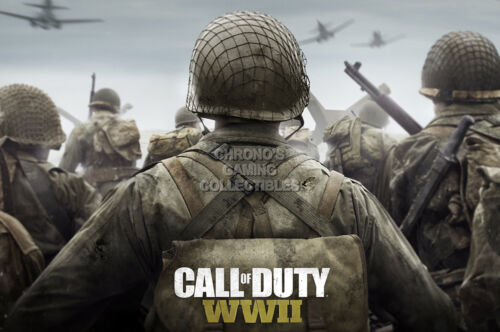 RGC Huge Poster EXT803 Call of Duty WWII WW2 PS4
