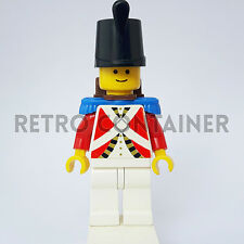 LEGO Minifigures - 1x pi062 - Imperial Guard - Soldier Pirates Omino 6266 6271