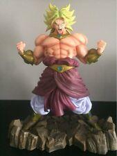 Figura Broly Super Saiyan Legendario Tamaño 25CM Colección Anime DBZ Destructor