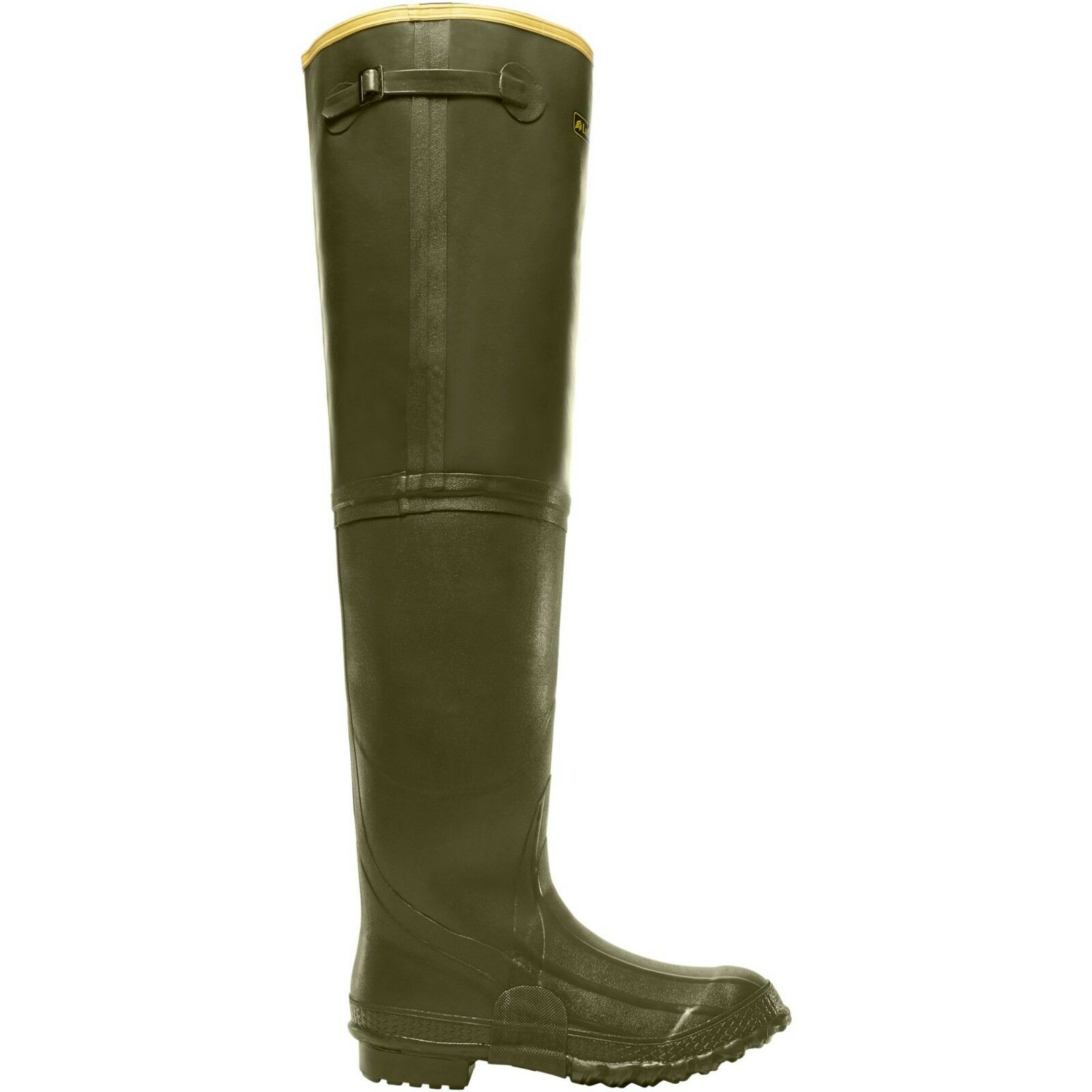 LaCrosse Rubber Boot 267260 ZXT Irrigation Hip 26  Waterproof Green Work