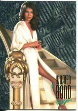 James Bond Connoisseurs Collection Volume 3 FX Tech Chase Card W21