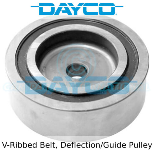 APV2130 Deflection//Guide Pulley OE Quality Dayco V-Ribbed Belt Idler