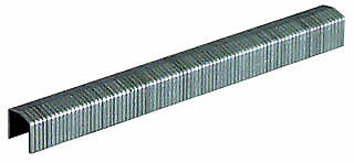 "Spotnails 84504 19 Gauge 1//4/"" Leg Medium Crown Fine Wire Staples Pack of 5,000"