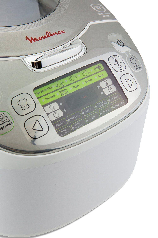 Robots Cuisine Moulinex MAXICHEF 45 programmes Capacité 5 L. avec accessoires