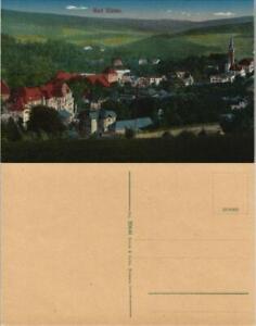 Ansichtskarte Bad Elster Blick auf die Stadt 1912
