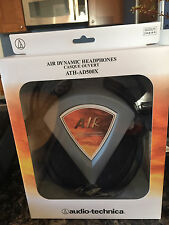 NEW IN BOX Audio-Technica ATH-AD500X Audiophile Open-Air Headphones