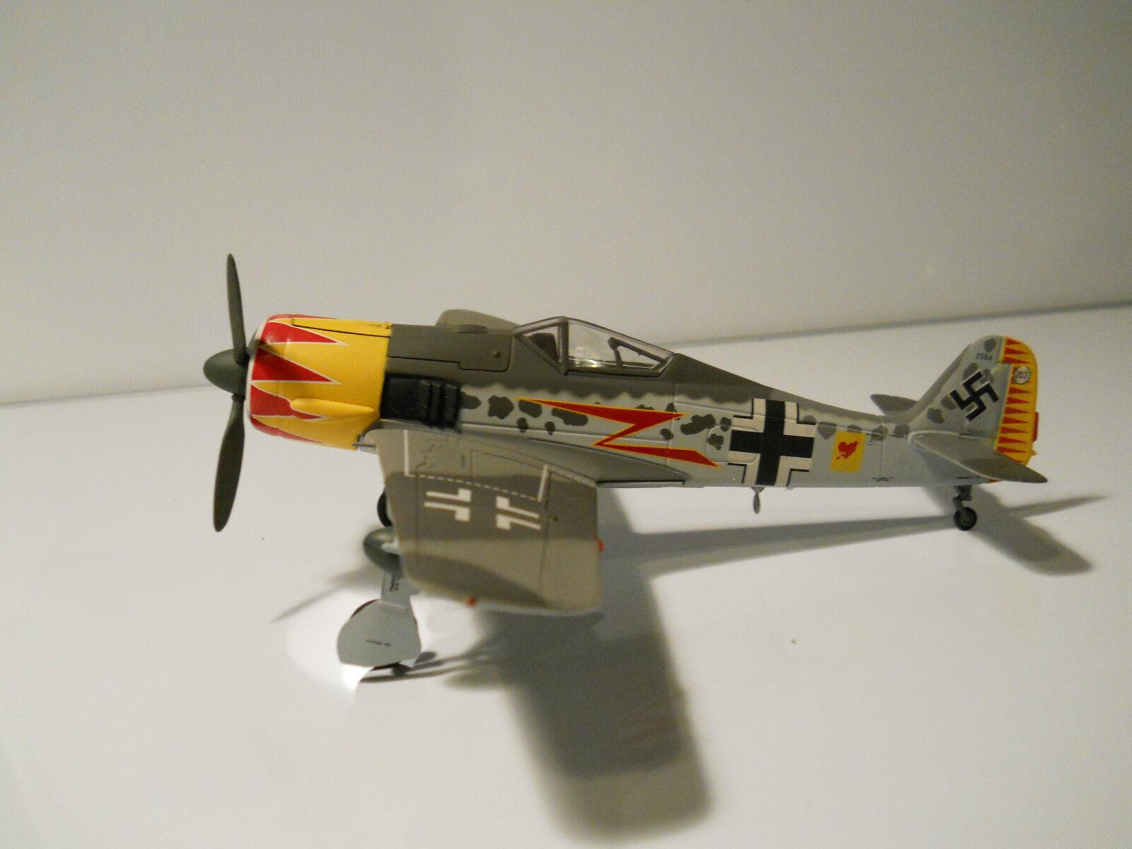 Franklin Nuovo di zecca ART 98030 FW 190. HERMANN GRAF. TULIPANO ROSSO.