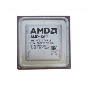 CPU AMD desc vedi 200ALR K6 qXqx814
