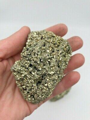 1 x Pyrite Crystal Pendant P010