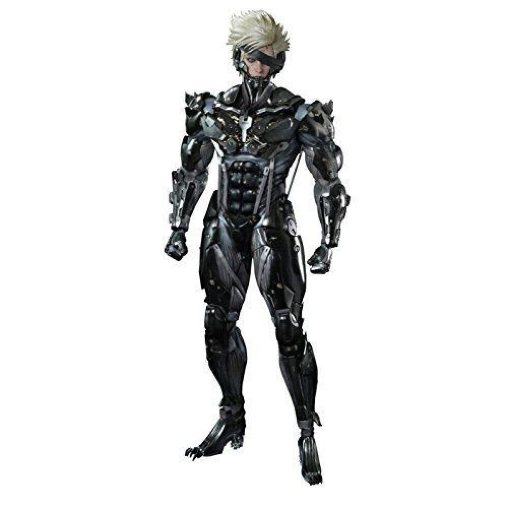 Hot Toys 1 1 1 6 METAL GEAR RISING REVENGEANCE Raiden Action Figure Japan F S J6552 28a8f3