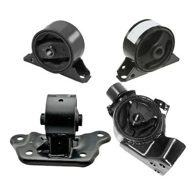 1997-2002 for Mitsubishi Mirage 1.8L for Auto. Engine Motor /& Trans Mount 4PCS