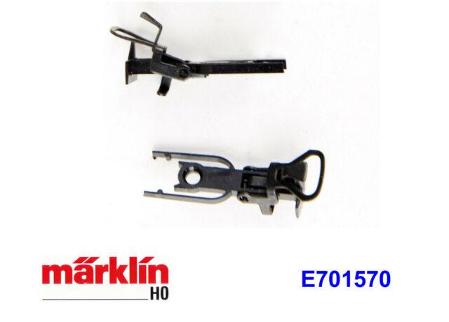 2 Stück NEU Märklin H0 E701570 Relex-Kupplung für Hobby-Wagen 4415