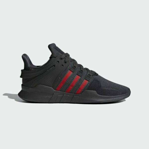 Size 11 - adidas EQT Support ADV Black Red 2018 for sale online | eBay