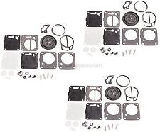Mikuni SuperBN Triple Carb Carburetor Rebuild Kit Polaris SL SLT 650 750 780 785