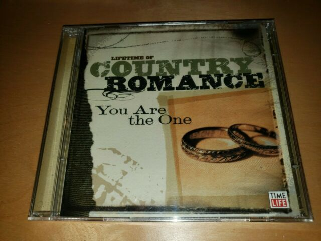 LIFETIME OF COUNTRY ROMANCE - YOU ARE THE ONE CD BRAND NEW SEALED