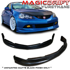 NEW P1 Style Front Bumper Lip Urethane Plastic for 05-06 Acura RSX