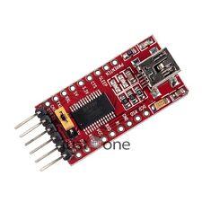 FT232RL FTDI USB zu TTL Serien Konverter Adapter Modul 5V 3.3V Neu für Arduino