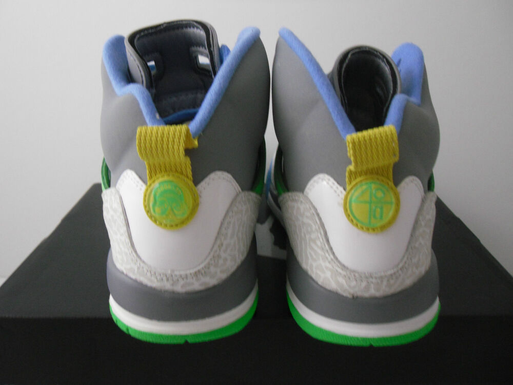 NIKE AIR JORDAN SPIZIKE EASTER de GREY-vert Homme  Chaussures de EASTER sport pour hommes et femmes 897ace
