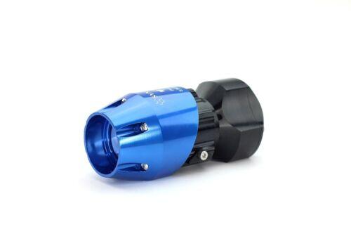 Synapse Engineering Synchronic BOV V3 Blue//Black new, BNIB, valve only