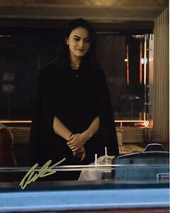 Camila-Mendes-Riverdale-Autographed-Signed-8x10-Photo-COA-5