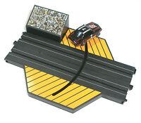 Life-like Ho 1/64 Slot Car Dura-lock Race Track Racing Action Accessories 9499