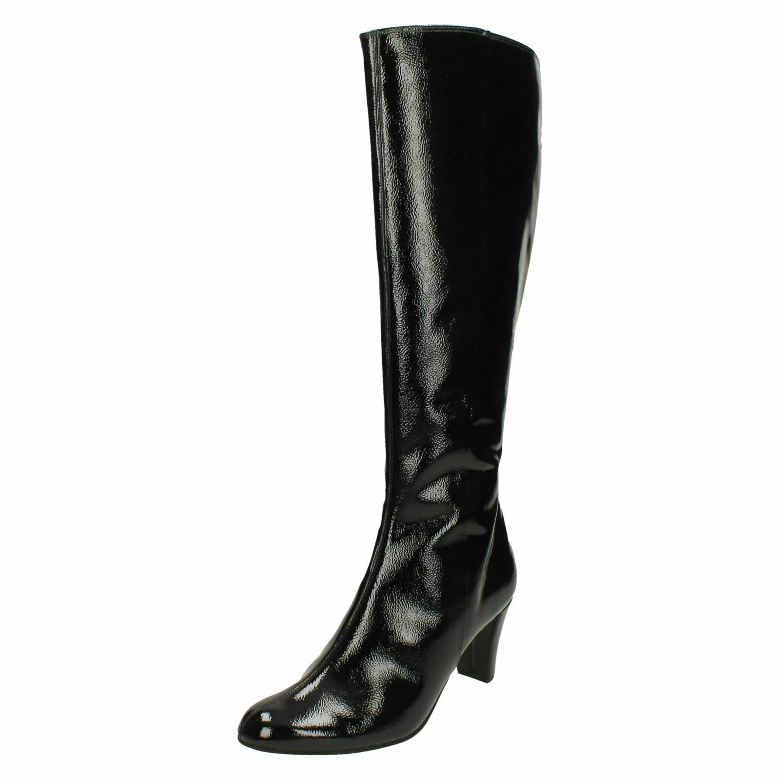Ladies Van Dal Knee High Boots Cromwell