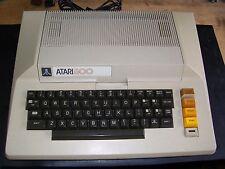 Atari Rara Vintage 800 sistema informático (en muy buen estado)
