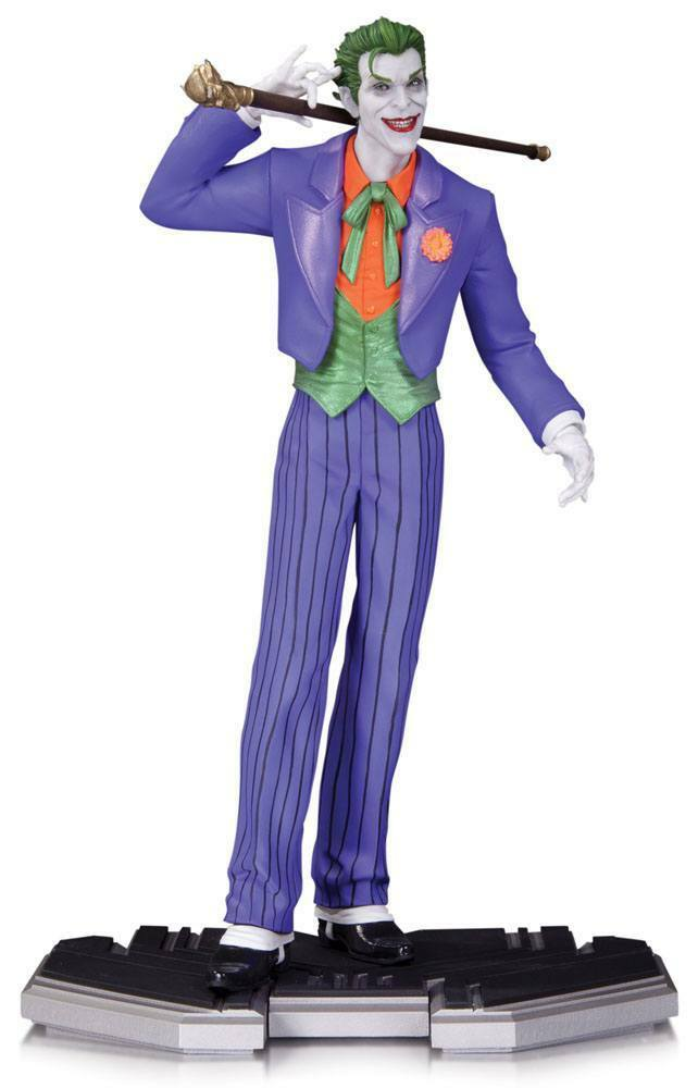 Dc comics organisation statuen joker 26 cm