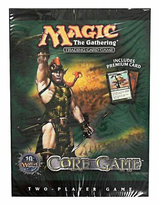 ENGLISH 9th Edition Two-Player Starter Set FACTORY SEALED NEW MAGIC ABUGames