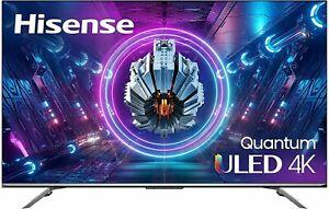 "Hisense 65U7G 65"" 4K ULED Dolby Vision HDR Android Smart TV - 4 HDMI (2021)"