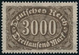 DR-1923-MiNr-254-d-tadellos-postfrisch-gepr-Bechtold-Mi-220