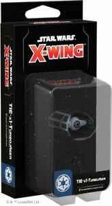 Star-Wars-X-Wing-TIE-X1-Turbojaeger-2-Edition-Erweiterung-Deutsch-Imperium-TIE