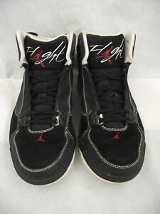 70289742a6b3 Nike Air Jordan Ol School III Mens 12 Black Red White 375512-061 ...