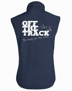 HEELS-DOWN-CLOTHING-OFF-THE-TRACK-SOFT-SHELL-VEST-ALL-SIZES-RRP-150