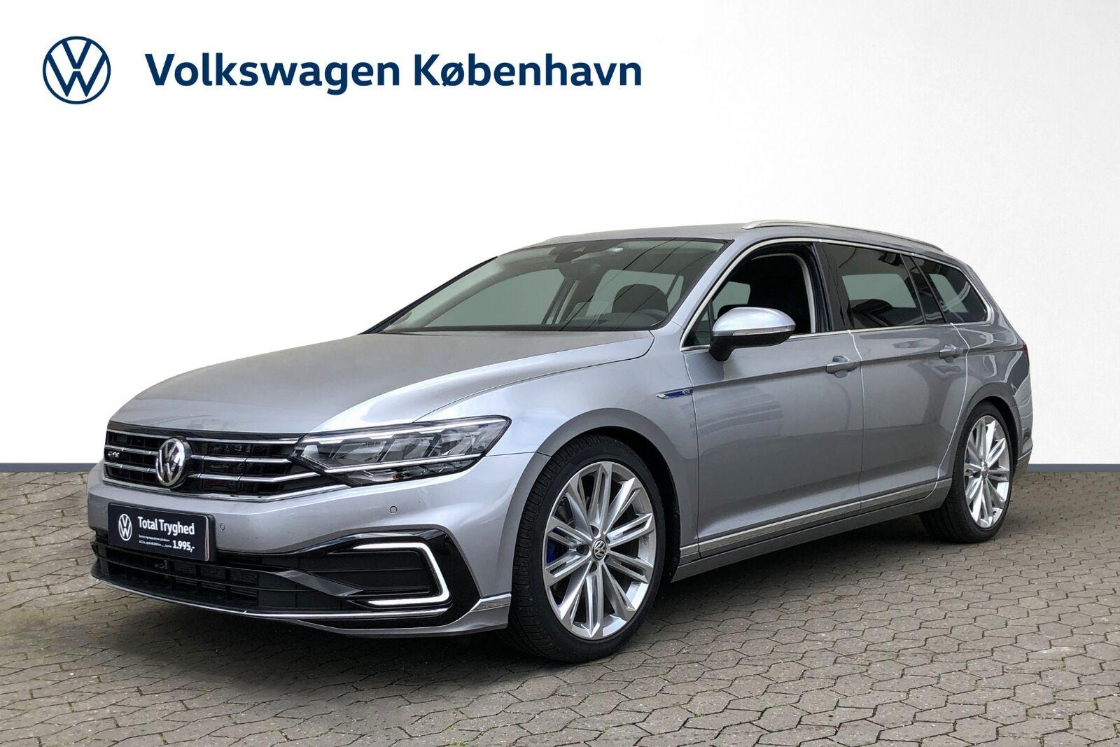 VW Passat 1,4 GTE+ Variant DSG 5d - 514.900 kr.